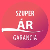 szuper-ar-garancia